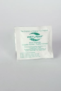 WET NAP Moist Towelette