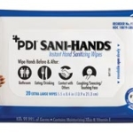 SANI-HANDS®  Bedside Pak Temporarily Unavailable for Order