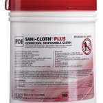 PDI SANI-CLOTH PLUS® GERMICIDAL DISPOSABLE CLOTH, LARGE 160'S #Q89072