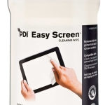PDI EASY SCREEN CLEANING WIPE, 70 WIPES #P03672