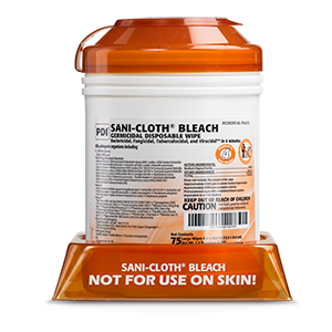 Sani-Canister Caddy™ For Sani-Cloth Bleach #P013100