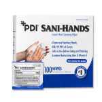 PDI SANI-HANDS ALC, Packets #D43600 -Temporarily Unavailable for Order