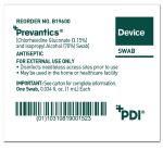 PDI Prevantics® Device Swab & Strip #B19600