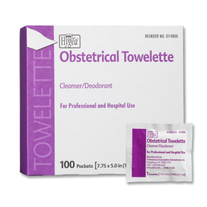 PDI HYGEA® OBSTETRICAL TOWELETTE #D74800