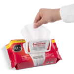 PDI SANI PROFESSIONAL® BRAND TABLE TURNERS® NO-RINSE SANITIZING WIPES #M924SH