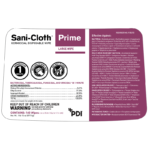 Sani-Cloth® Prime Germicidal Disposable Wipes #P25372